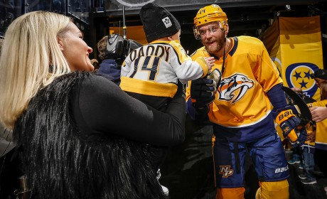Parents Passing the Puck: Preds Moms Prepare for Playoffs