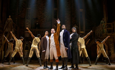 TPAC Announces Hamilton Ticket Lottery