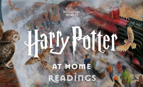 First 'Harry Potter' Book Being Read Online