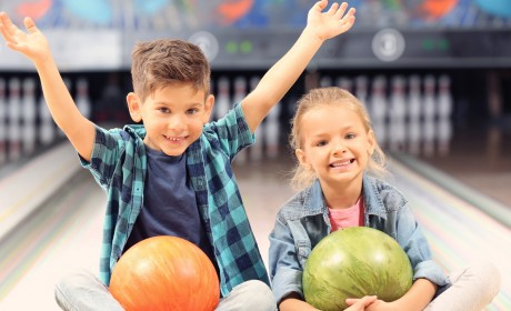 Sign Up for Kids Bowl Free