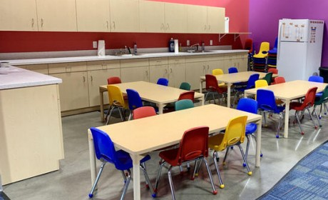 New Childcare Center Offers Parents Flexible Care and Socialization For Kids