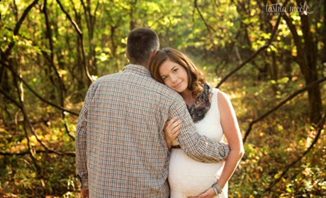 Maternity Photos: Just Do It!
