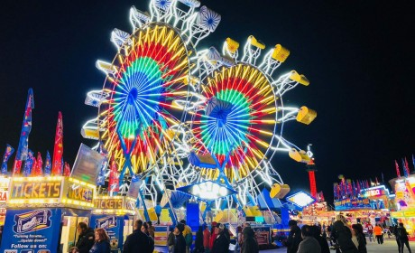 RiverGate Carnival: Thru May 26