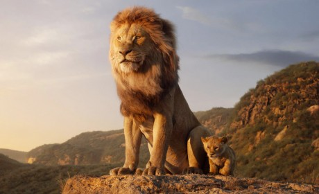"""The Lion King"" in 4DX"