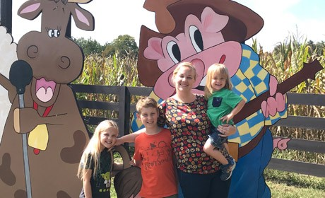 Fall Fun at Lucky Ladd Farms