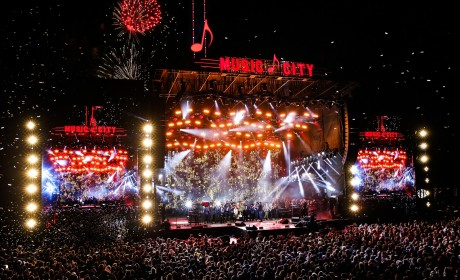 Nashville to Host Televised New Year's Eve Concert Special