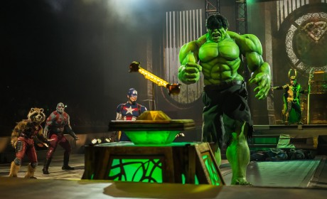 Magical Marvel Universe Live!