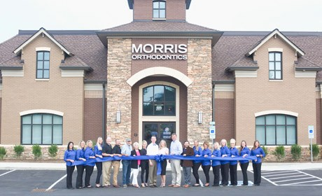Morris Orthodontics' New Office