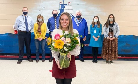 MCS Announces Teachers of the Year