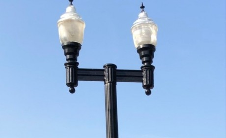 Murfreesboro and MTE Partner in Downtown Streetlight Project