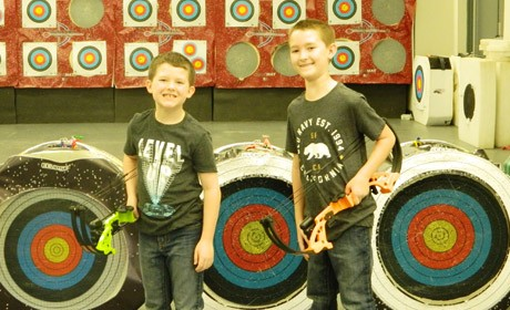 Take Aim at Music City Archery