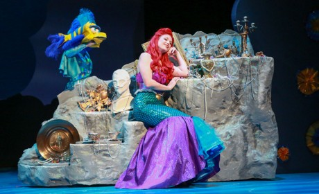 Little Mermaid Makes a Splash at NCT