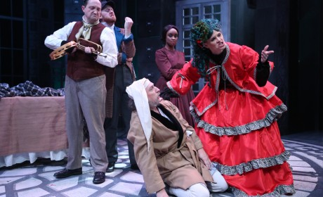 "Nashville Rep's Remarkable ""Christmas Carol"""