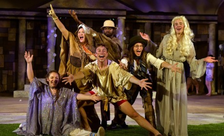 Nashville Shakespeare Festival Live Streaming April 9