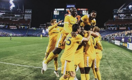 Nashville SC Returns To Play At Nissan Stadium