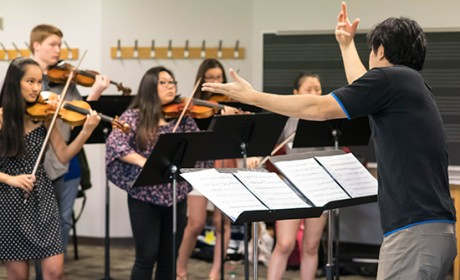 Local Students to Participate in Symphony's Accelerando Program