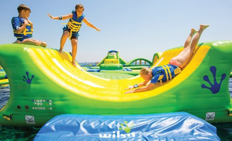 New Fun at Nashville Shores