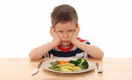 Help for Parents of Picky Eaters