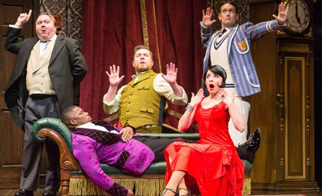 The Play That Goes Wrong is ALL RIGHT!