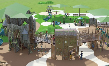 Promise Park Coming to Nashville Zoo