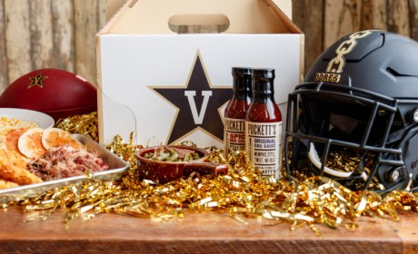 "Puckett's Launches To-Go Pack for ""Homegating"""