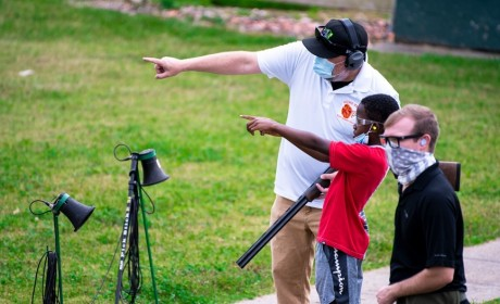 Youth Invited to Try Busting Clay Targets for Free