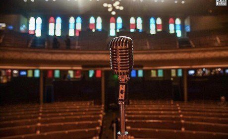 Ryman Announces New Outdoor Stage