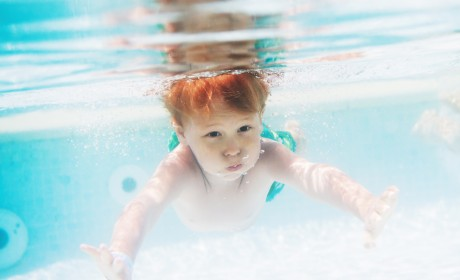 AAP Says Start Swim Lessons at Age 1