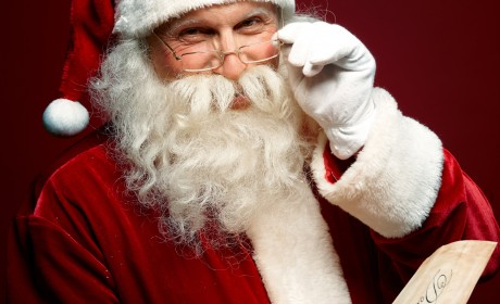 Visit Santa at a Mall Near You!