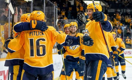 Preds Announce 2019-20 Season Scout Nights