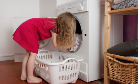Empower Kids By Giving Them Chores!