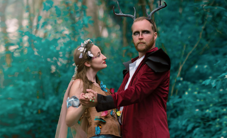 'A Midsummer Night's Dream' to be Performed at Oaklands Mansion by Murfreesboro Little Theater