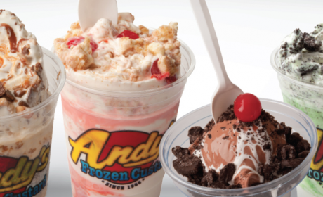 Andy's Frozen Custard Now Open