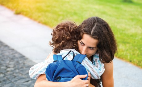Don't Leave Me! Kids & Separation Anxiety