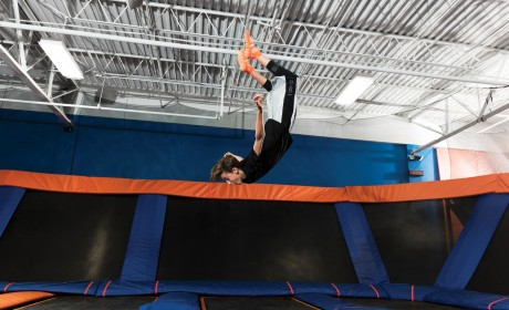 Sky Zone Bounces Into Middle Tennessee