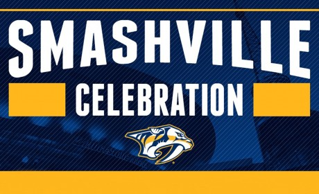Nashville Predators Smashville Celebration