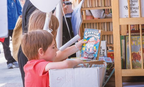 Fun for Kids at the Southern Festival of Books