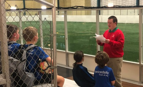 FREE Soccer Clinic for Special Olympics' Athletes