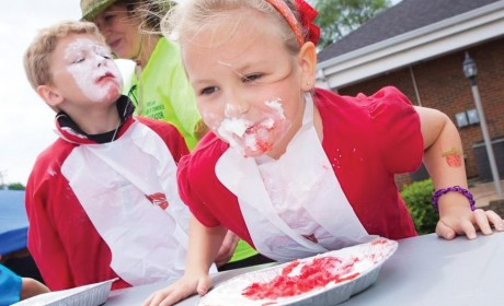 Strawberry Festival Fun This Week