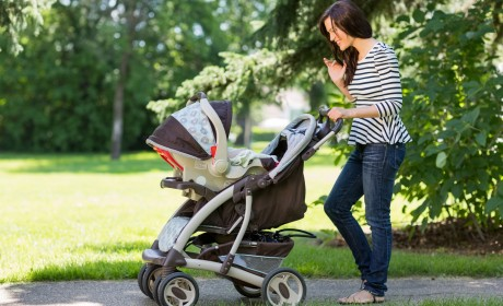 Summer Stroller Safety