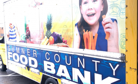Sumner County Food Bank Adds Second Monthly Giveaway