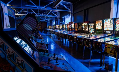Game Terminal in South Nashville is An Arcade-Lover's Paradise