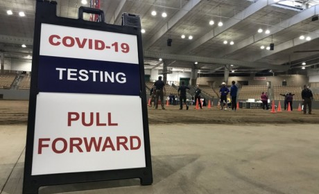 Williamson Co Moving COVID-19 Vaccine & Testing Back to Ag Center