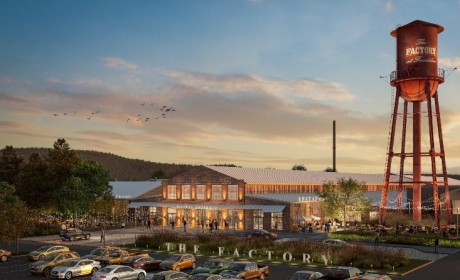"""Developers Purchase The Factory in Franklin to Create a """"Little City"""""""