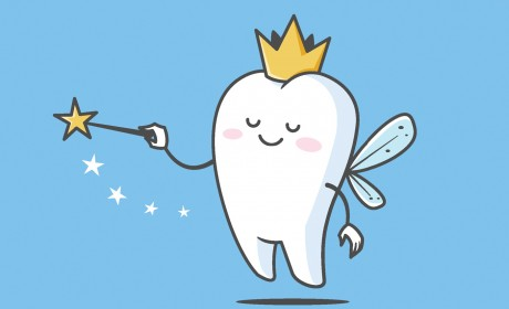 The Tooth Fairy's Getting Stingy