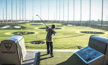 Topgolf Kids Summer Academy