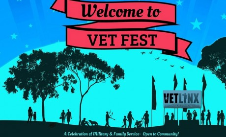 Celebrate Veterans at Vetfest in Brentwood on Oct. 5