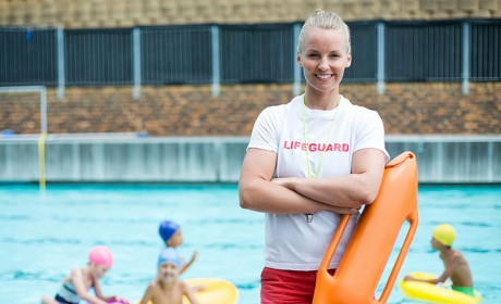 Lifeguard Training Early Bird Class