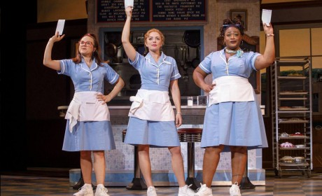 """Waitress"" Bakes Up the Goods"
