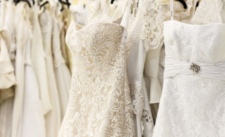 Goodwill Wedding Gown Weekend Coming Soon